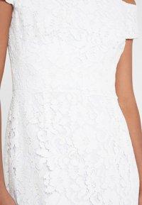 Lauren Ralph Lauren - LUIANA - Robe de cocktail - white - 5