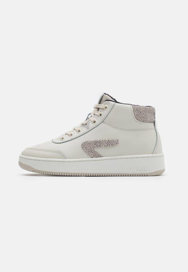 BASELINE MID - Sneakers hoog - light bone/vista/offwhite