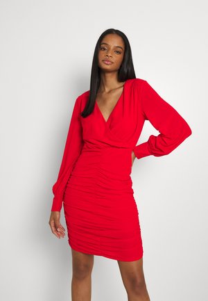 VIPARTINA DRESS - Cocktail dress / Party dress - high risk red
