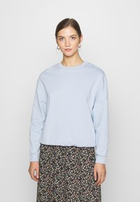 Even&Odd - Oversized Sweatshirt - Sweatshirt - blue - 0