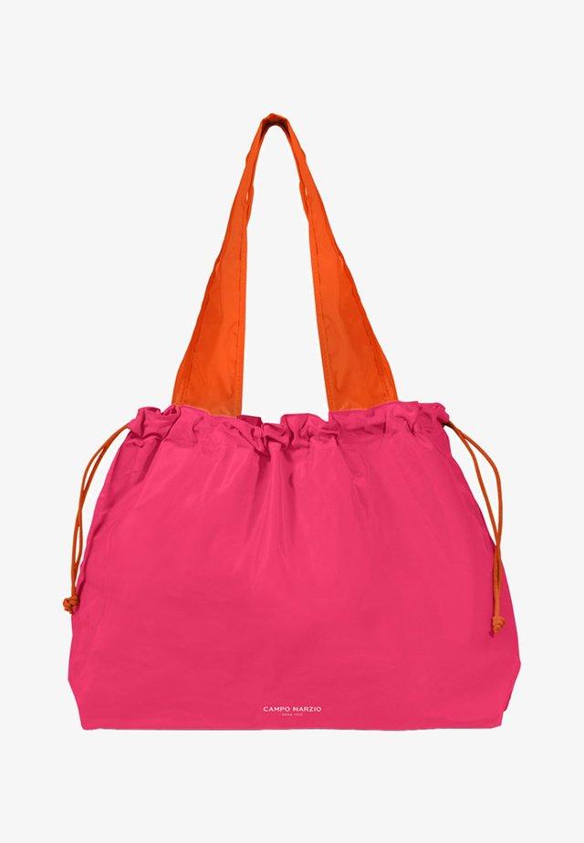 Tote bag - rosa shocking