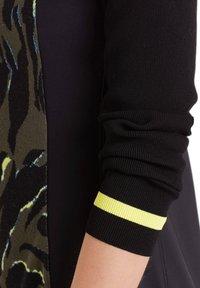 Marc Cain - Jumper dress - schwarz - 3