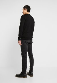 Replay - ANBASS HYPERFLEX CLOUDS - Slim fit jeans - black - 2