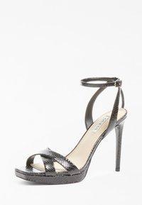 Guess - High heeled sandals - schwarz - 2