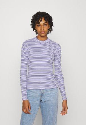 SAMINA - Long sleeved top - grey
