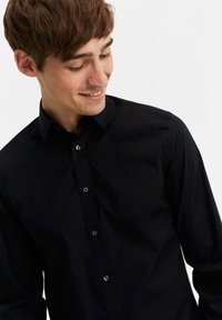 WE Fashion - Shirt - black - 4