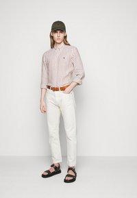 Polo Ralph Lauren - Skjorta - khaki/white - 1