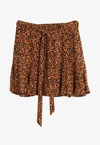 LC Waikiki - Pleated skirt - beige - 0