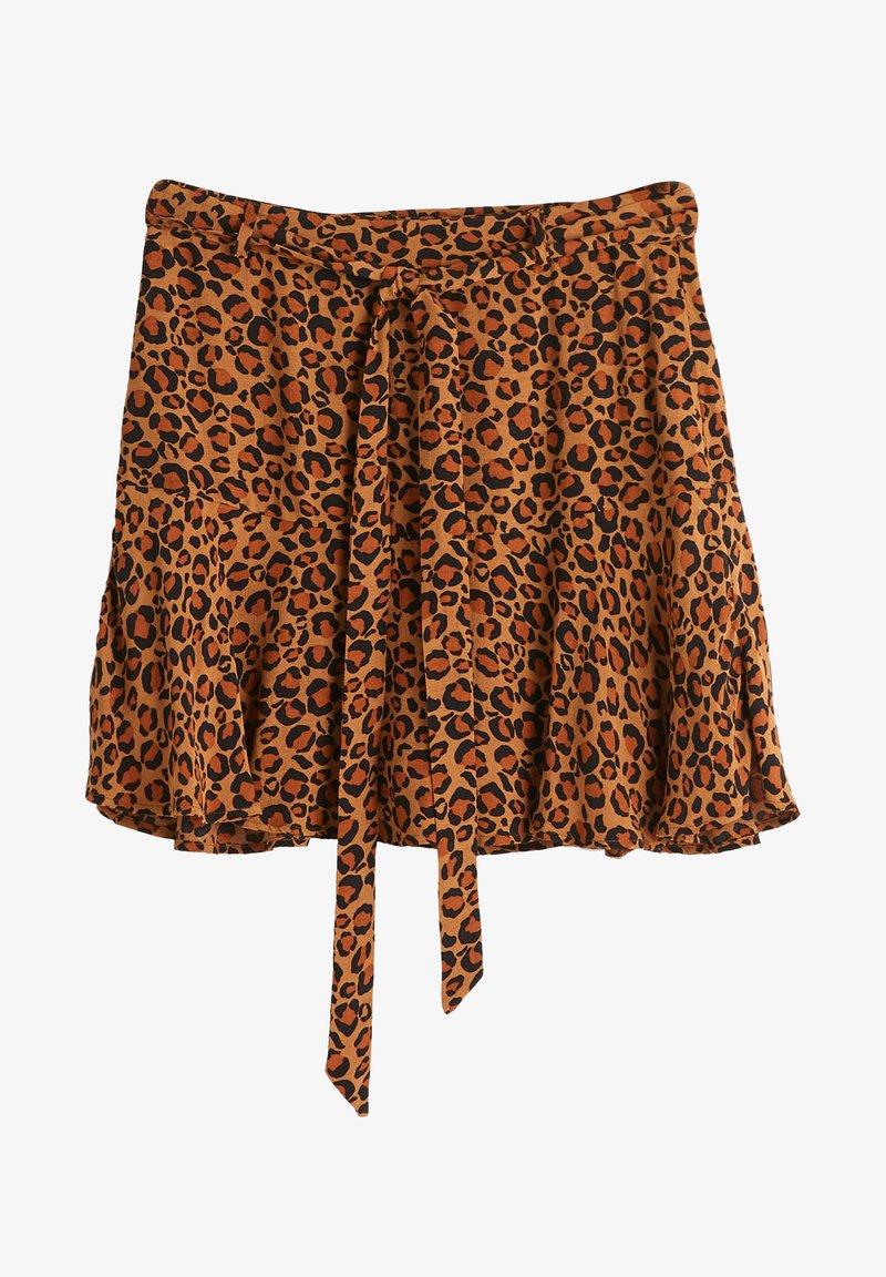 LC Waikiki - Pleated skirt - beige