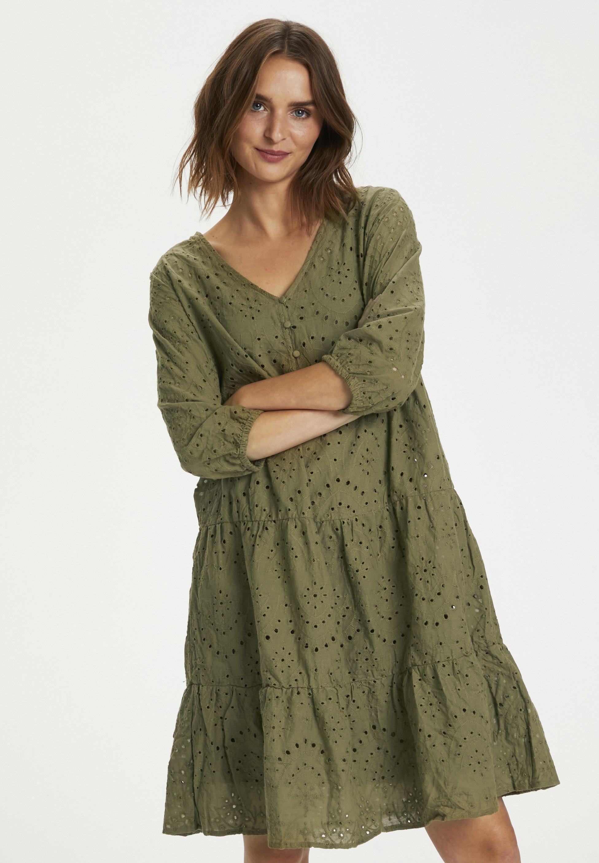 Damer RISTA DRESS - Hverdagskjoler