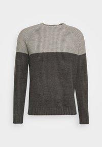 ONSKELVIN CREW NECK - Jumper - medium grey melange