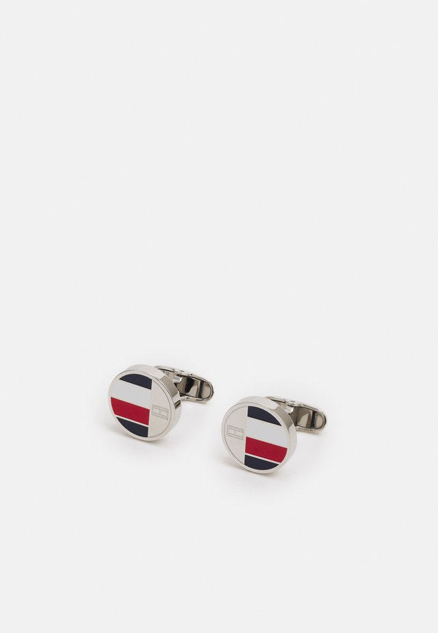 CUFFLINKS - Gemelli - silver-coloured
