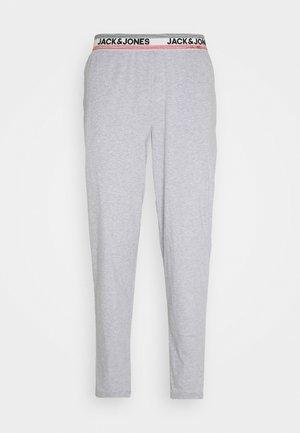 JACJONES LOUNGE PANTS - Bas de pyjama - light grey melange
