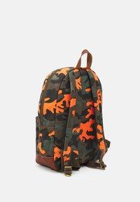 Polo Ralph Lauren - CAMO UNISEX - Rucksack - orange - 2