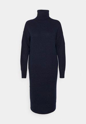 SANDRA - Jumper dress - marine