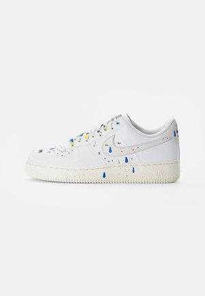 AIR FORCE - Sneakers basse - white/white-sail-white-black