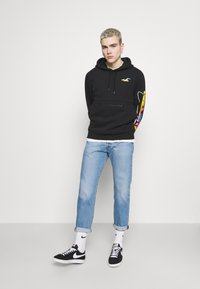 Hollister Co. - Sweatshirt - black - 1