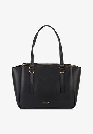 MAISIE JET SET SATCHEL - Handbag - black