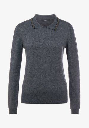 KATE GLAM - Jumper - dark grey
