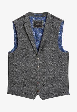 BLEND WAISTCOAT - Chaleco de traje - grey