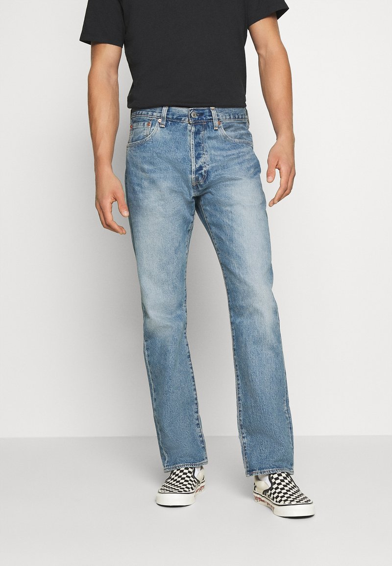 Levi's® - 501® '93 STRAIGHT UNISEX - Jeans straight leg - blue denim