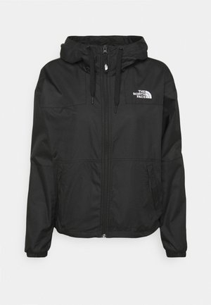 SHERU JACKET - Summer jacket - black