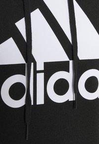 adidas Performance - Sweatshirt - black/white - 5