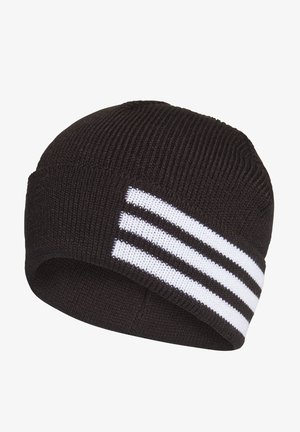 3-STRIPES WOOLIE - Mössa - black