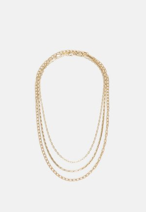 3 PACK - Collana - gold-coloured