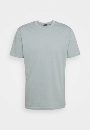 ONSMILO LIFE TEE - T-shirt med print - silver blue