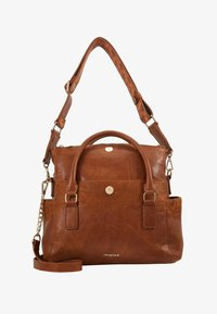 Desigual - MELODY LOVERTY - Shopping bag - camel oscuro - 5