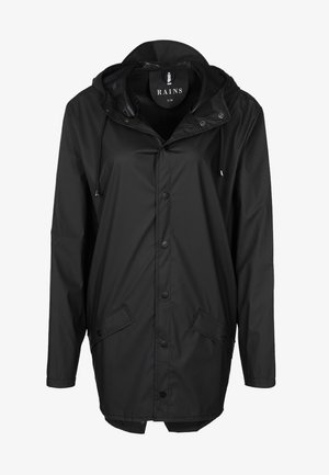 UNISEX JACKET - Impermeabile - black