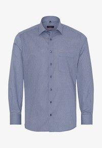 Eterna - MODERN FIT - Shirt - marine - 5