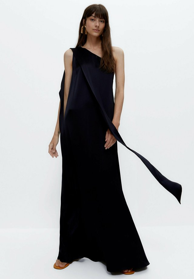 Vestito elegante - blue denim
