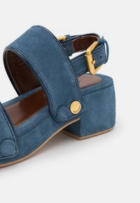 See by Chloé - GALY - Platform sandals - blue - 6