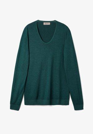 ULTRALIGHT - Jumper - grün - 8640 - verde pino