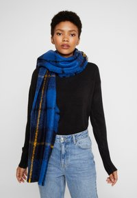 Fraas - Scarf - royal blue - 0