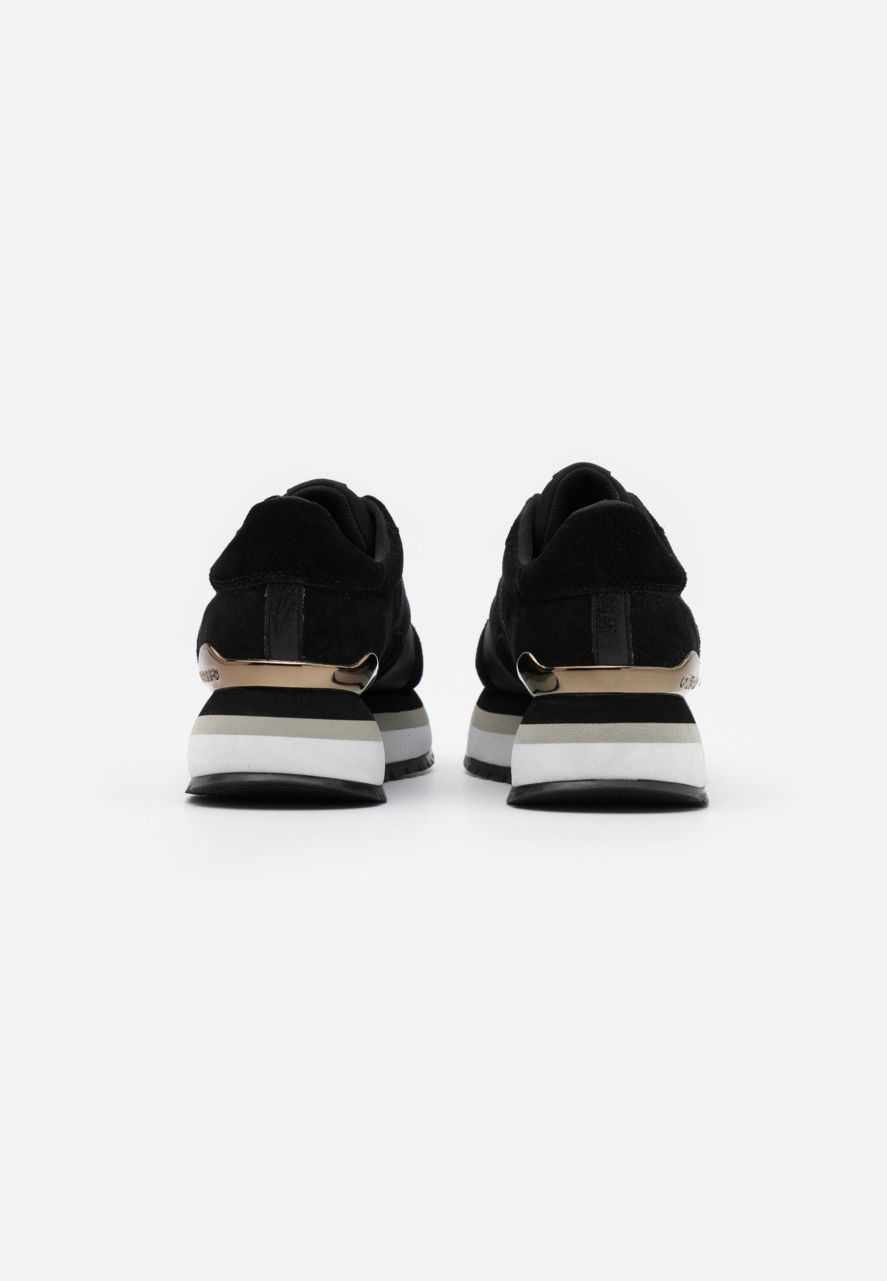 Gioseppo Aussee - Sneaker Low Black/schwarz