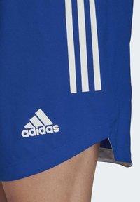 adidas Performance - CONDIVO 20 PRIMEGREEN SHORTS - Sports shorts - blue - 5