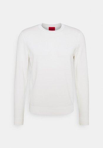 SAN CASSIUS  - Stickad tröja - natural
