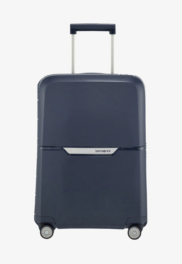 MAGNUM - Wheeled suitcase - dark blue