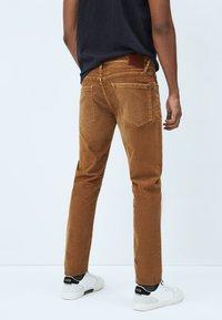 Pepe Jeans - Straight leg jeans - marrón tan - 2