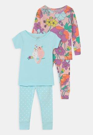 BIRDS 2 PACK - Pyjama set - multi-coloured