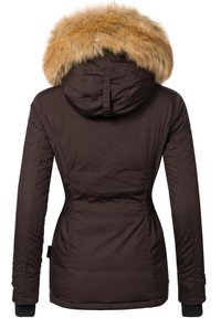 Navahoo - LAURA - Winter jacket - braun - 2