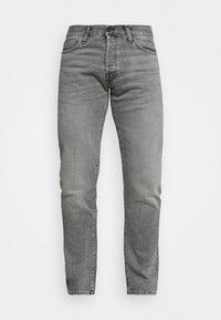 KLONDIKE PANT MAITLAND - Straight leg -farkut - black worn bleached