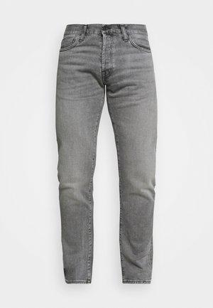 KLONDIKE PANT MAITLAND - Straight leg jeans - black worn bleached