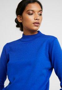 Soft Rebels - SRMARLA  - Stickad tröja -  nautical blue - 5