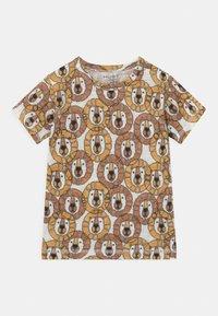 Hust & Claire - ANKER  - Print T-shirt - light brown - 0