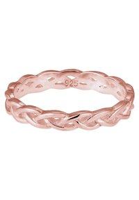 Elli - Unendlich Knoten - Ring - rosegold-coloured - 3