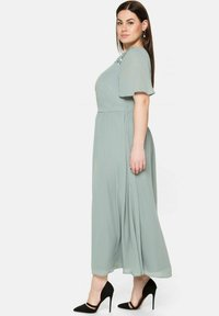 Sheego - Maxi dress - eukalyptus - 3